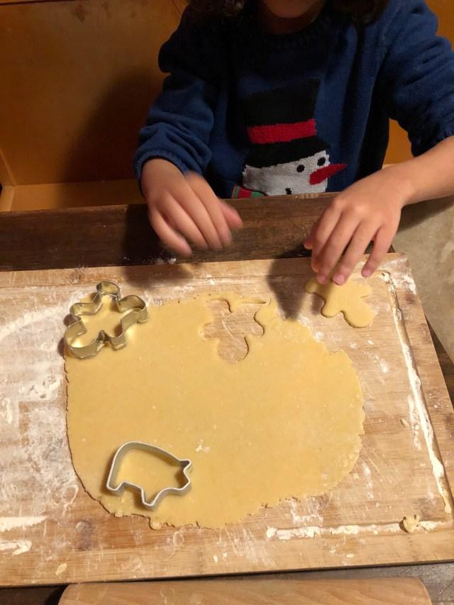 Kekse backen Wien mit Kind