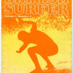 British Surfer Magazine Vol 1 No 4