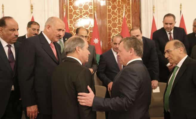 الحكومة تؤدي اليمين الدستورية، وعودة حماد للداخلية / أسماء