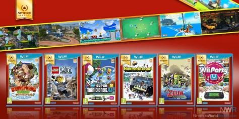Nintendo Selects Wii U Europe