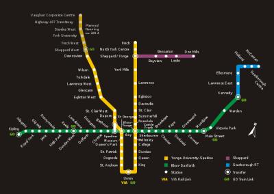 Toronto Transit Commission - The RadioReference Wiki