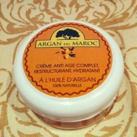Crema hidratante Argan du maroc