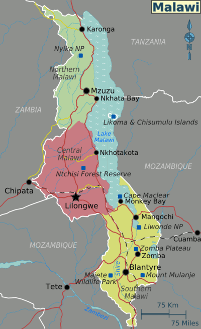 Malawi - Wikitravel