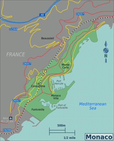 Monaco - Wikitravel