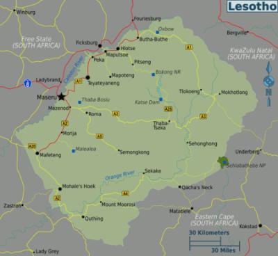 Lesotho - Wikitravel
