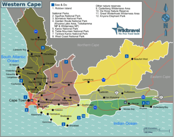 Western Cape - Wikitravel