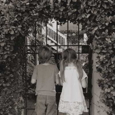 A walk with kids in the garden of good and evil – Savannah Part 1.