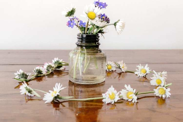 Make a simple daisy chain