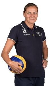 Trainerin Bernardetta Rasic