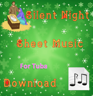 Silent Night - Tuba Sheet Music Download