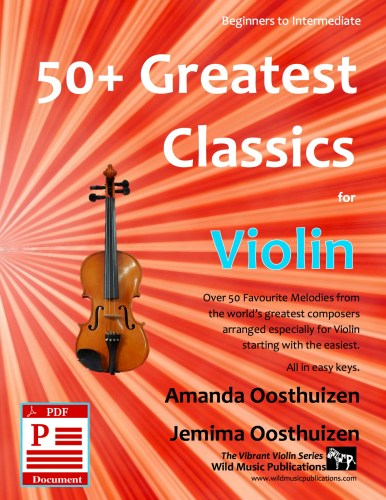 50+ Greatest Classics for Violin Download