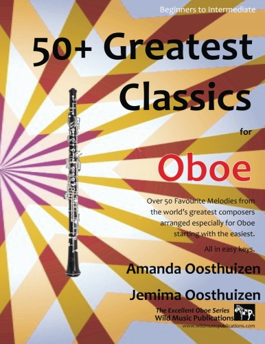 50+ Greatest Classics for Oboe