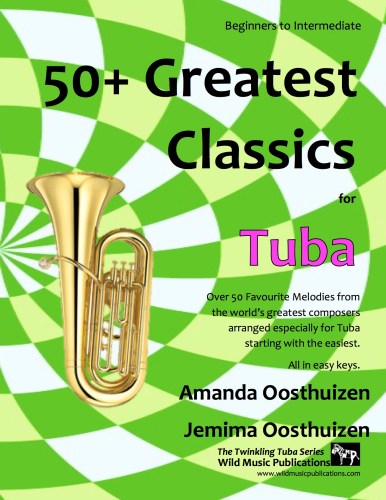 50+ Greatest Classics for Tuba
