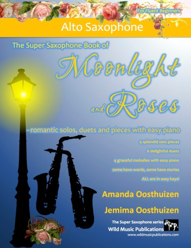 The Super Saxophone Book of Moonlight and Roses