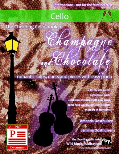 The Chortling Cello book of Champagne and Chocolate Download