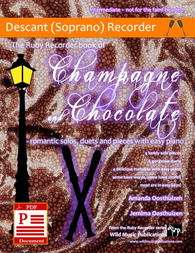 The Ruby Recorder book of Champagne and Chocolate - Download