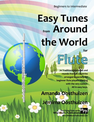 Easy Tunes from Around the World for Flute