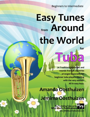 Easy Tunes from Around the World for Tuba