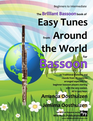 Easy Tunes from Around the World for Bassoon
