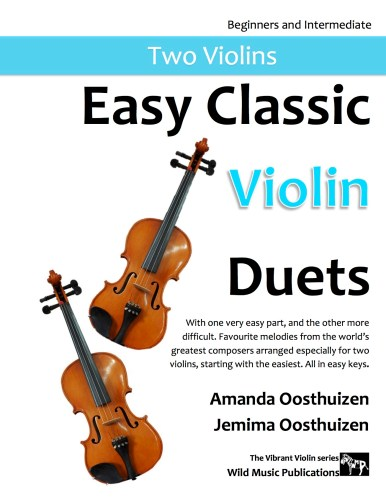 Easy Classic Violin Duets