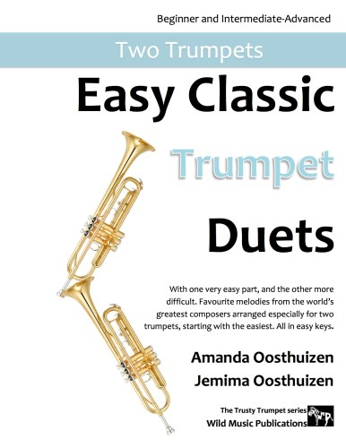 Easy Classic Trumpet Duets