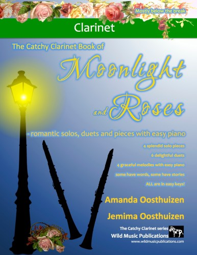 The Catchy Clarinet Book of Moonlight and Roses