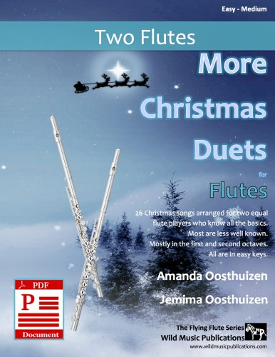 More Christmas Duets for Flutes Download