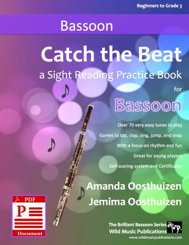 Catch the Beat Bassoon Sight Reading Download