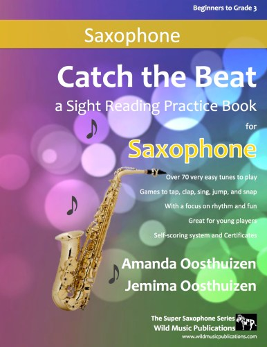 Catch the Beat Saxophone Sight Reading