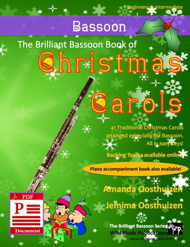 The Brilliant Bassoon Book of Christmas Carols - PDF Download