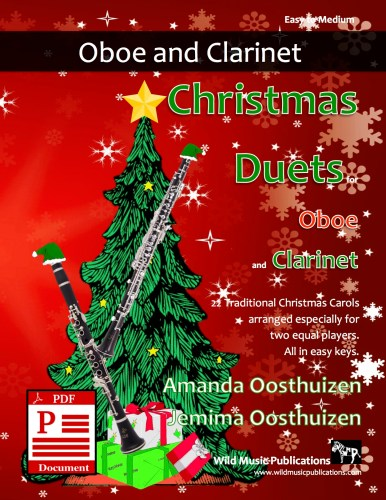 Christmas Duets for Oboe and Clarinet Download