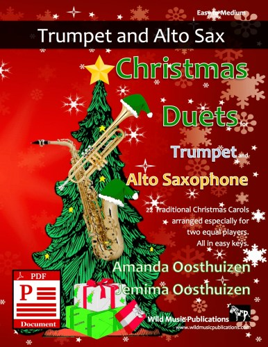 Christmas Duets for Trumpet and Alto Saxophone Download