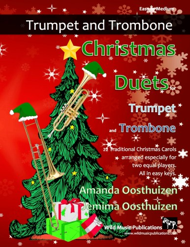 Christmas Duets for Trumpet and Trombone