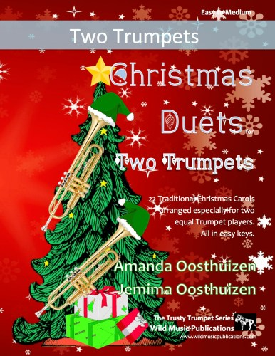 Christmas Duets for Two Trumpets