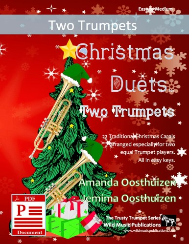 Christmas Duets for Two Trumpets Download