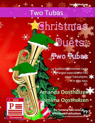 Christmas Duets for Two Tubas Download