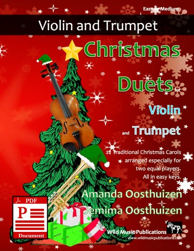 Christmas Duets for Violin and Trumpet Download