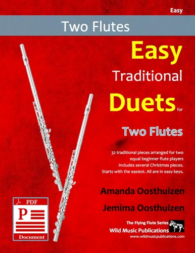 Easy Traditional Duets for Two Flutes Download