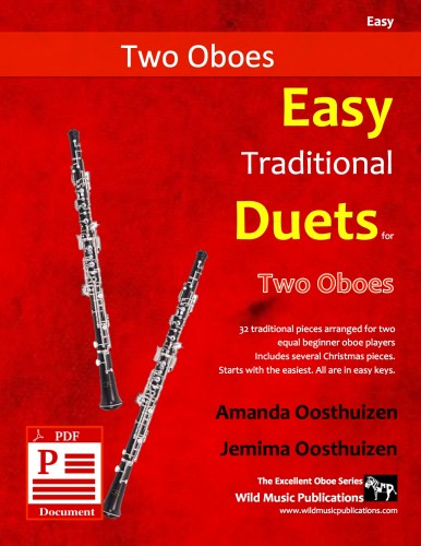 Easy Traditional Duets for Two Oboes Download
