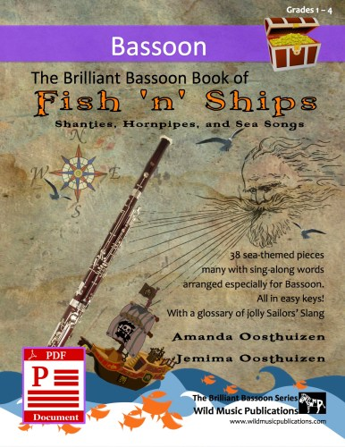 The Brilliant Bassoon Book of Fish 'n' Ships Download