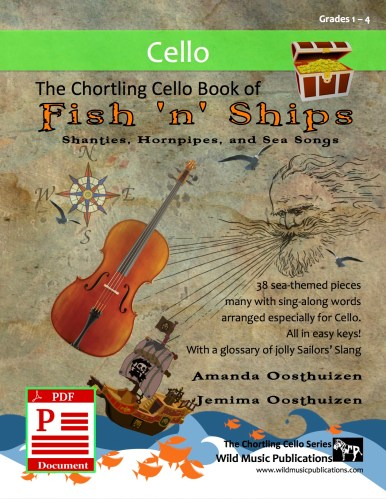 The Chortling Cello Book of Fish 'n' Ships Download
