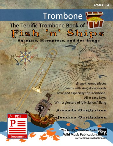 The Terrific Trombone Book of Fish 'n' Ships Download