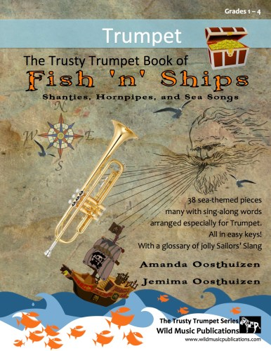 The Trusty Trumpet Book of Fish 'n' Ships