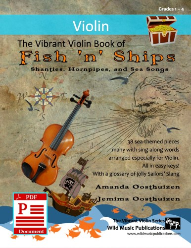 The Vibrant Violin Book of Fish 'n' Ships Download