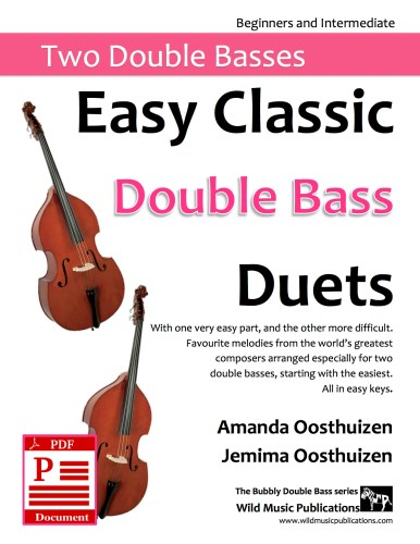 Easy Classic Double Bass Duets Download