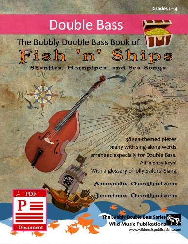 The Bubbly Double Bass Book of Fish 'n' Ships Download