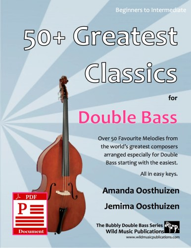 50+ Greatest Classics for Double Bass Download
