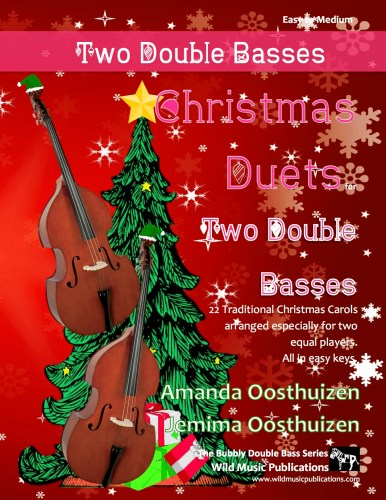 Christmas Duets for Two Double Basses