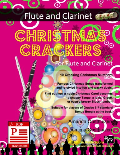 Christmas Crackers for Flute and Clarinet Download