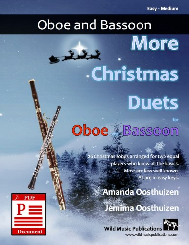 More Christmas Duets for Oboe and Bassoon Download